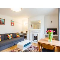 Elegant 1BDR w/private garden in vibrant Brighton
