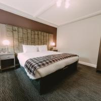 Ramada Resort Cwrt Bleddyn Hotel & Spa, hotel in Usk