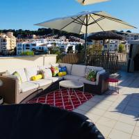 3 Bedroom with Rooftop Terrace & Jacuzzi
