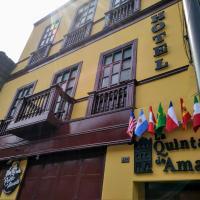 La Quinta de Amat, hotel en Centro histórico de Lima, Lima