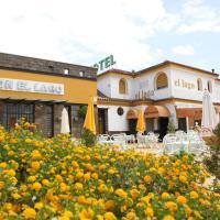 Hotel Restaurante El Lago, hotel in Arcos de la Frontera