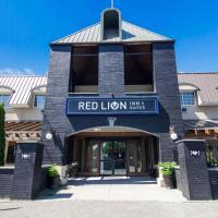Red Lion Inn & Suites Abbotsford, hotel near Abbotsford International Airport - YXX, Abbotsford