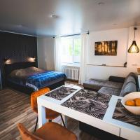 Caroliine Kesklinna Apartment, Hotel in Haapsalu