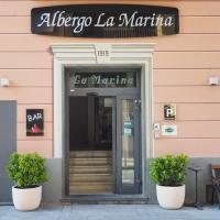 Albergo La Marina B&B, hotell i Deiva Marina