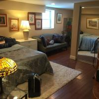 Luxury Basement Apartment close to DC, hotel in Arlington