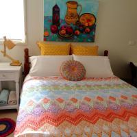 Colourful creative Artist house Glen Waverley