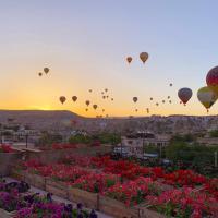 Design Cappadocia Hotel, отель в Гёреме