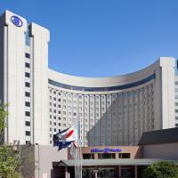 Hilton Tokyo Narita Airport, готель біля аеропорту Міжнародний аеропорт Нарита - NRT, у місті Наріта
