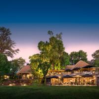 The Stanley and Livingstone Boutique Hotel, hôtel à Victoria Falls