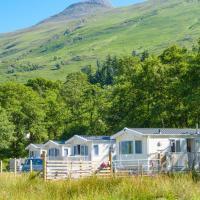 Glencoe Cabins and Caravans, hotel in Glencoe