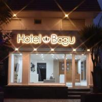 Bagu Playa Grande Hotel, отель в городе Мар-дель-Плата