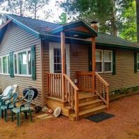 Knotty Pine Resort - White Pine Cabin