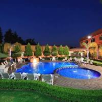 Hotel Quinto Sol, отель в городе Сан-Хуан-Теотиуакан