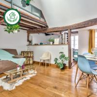 Lovely Cocoon in the Heart of Paris - An Ecoloflat