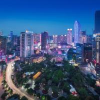 Chongqing Empark Grand Hotel, hotel in Chongqing