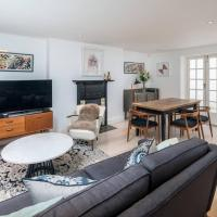 Modern 3 BR flat near Baker street and Marylebone