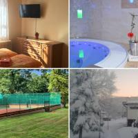 Penzion Relax, hotel in Rybniště
