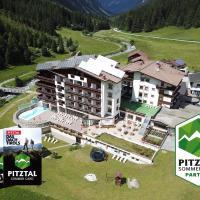 Sport- und Vitalhotel Seppl, Hotel in St. Leonhard im Pitztal