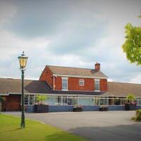 Hunters Lodge Hotel, hotel in Crewe