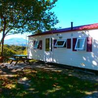 camping Manex, hôtel à Saint-Pée-sur-Nivelle