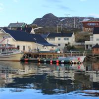 Nordkappferie, hotel in Gjesvær