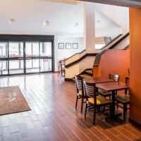 Quality Inn Bridgeport-Clarksburg, hôtel à Bridgeport