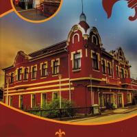 VILA Corviniana, hotel in Hunedoara