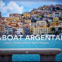 Bike&Boat Argentario Hotel