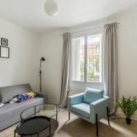Welkeys - Dr Leonce Basset Apartment