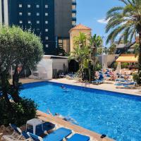 Benidorm Plaza, hotel em Benidorm