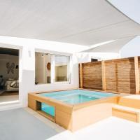 Mesanto Luxury Suites, hotel en Megalokori