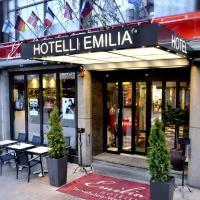 Hotel Emilia, отель в Хямеэнлинна