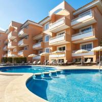 Universal Apartments Laguna Garden, hotel v destinácii Canyamel