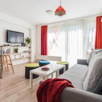 Modern four bedroom apartment in Palace District