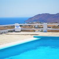 Mykonos Supreme Comfort Suites, hotel in Kalafatis