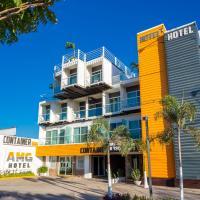 Container Inn, hôtel à Puerto Vallarta