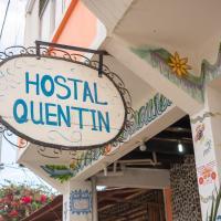 Hostal Quentin, hotel em Puerto López