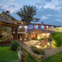 La Casa Azul Huasca, hotel en Huasca de Ocampo