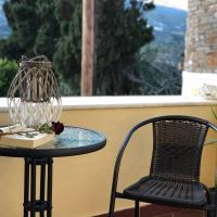 Chill out studio in the leafy Livadia village, hotel in Ándros