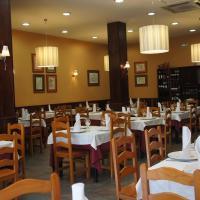 Hostal Restaurante Alarico, hotel en Allariz