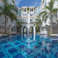 サライ リゾート&スパ、シェムリアップのホテル