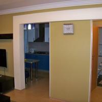 Трехкомнатная квартира на Изумруде