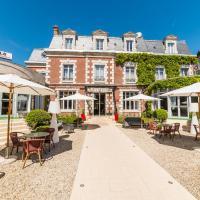 The Originals Boutique, Hôtel Normandie, Auxerre Room Service assuré!, hotel in Auxerre