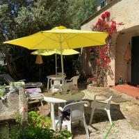 Studio Naturiste Ile du Levant N2 Idéal accès mer