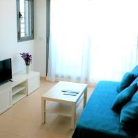 Apartamento de dos dormitorios junto a Mojácar Playa, hotel in Garrucha