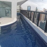Apartamento Boa Viagem, hotel near Recife / Guararapes-Gilberto Freyre International Airport - REC, Recife