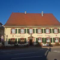 Atelier Hotel Sonne, hôtel à Schliengen