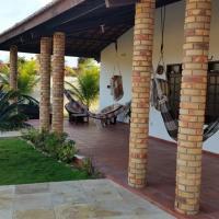 Casa Nossos Sonhos em Aguas Belas, hotel in Águas Belas