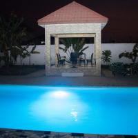 George & Audrey's Gambian Home