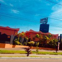 CLASSE ABC MOTEL / HOTEL, hotel in Santo André